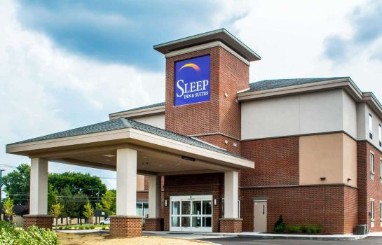 Vista exterior Sleep Inn & Suites Airport