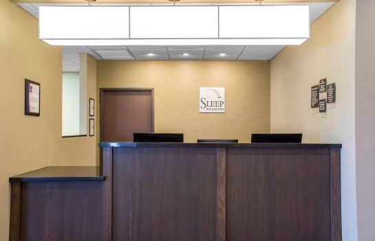 Hotelhal Sleep Inn & Suites Fort Dodge