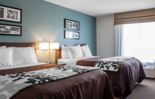 Kamers Sleep Inn & Suites Fort Dodge
