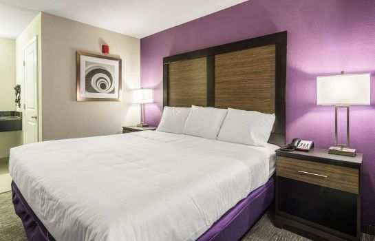 Tweepersoonskamer (comfort) Econo Lodge Inn & Suites North Little Rock near Riverfront