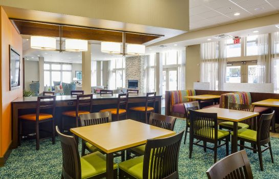 Restaurante Fairfield Inn & Suites Savannah Downtown/Historic District