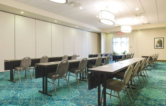 Sala de reuniones Fairfield Inn & Suites Savannah Downtown/Historic District
