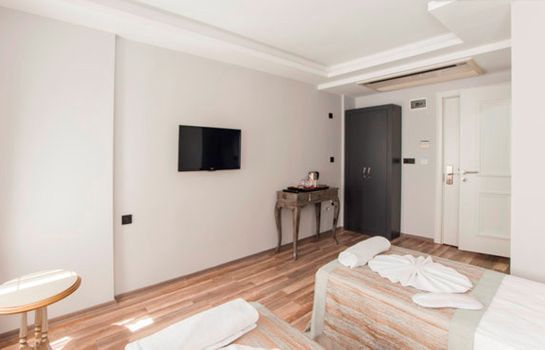 Chambre double (confort) Aplus Residence