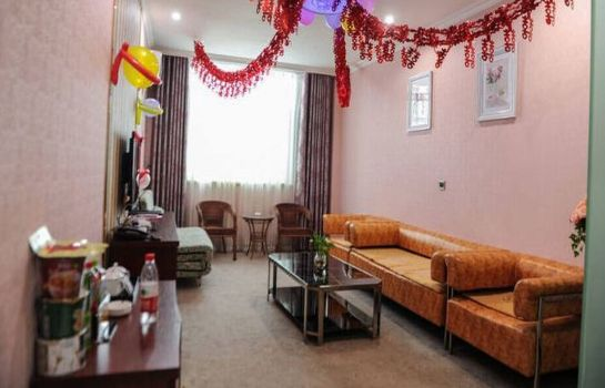 Vista interior Xinruijie Holiday Mainland Chinese Citizens Only