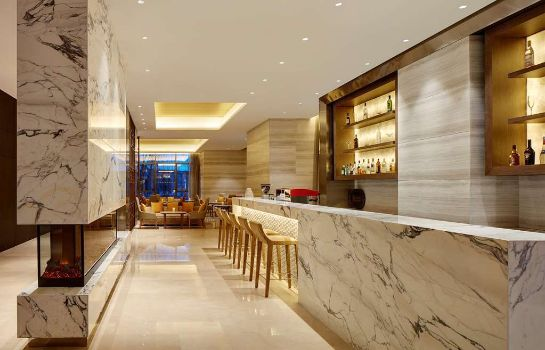 Bar del hotel Four Points by Sheraton Changchun Hi-Tech Zone