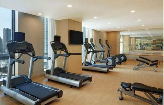 Instalaciones deportivas Four Points by Sheraton Changchun Hi-Tech Zone
