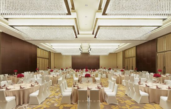 Sala de reuniones Four Points by Sheraton Changchun Hi-Tech Zone