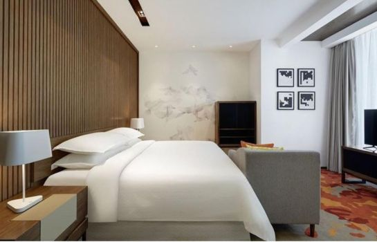 Habitación individual (confort) Four Points by Sheraton Changchun Hi-Tech Zone