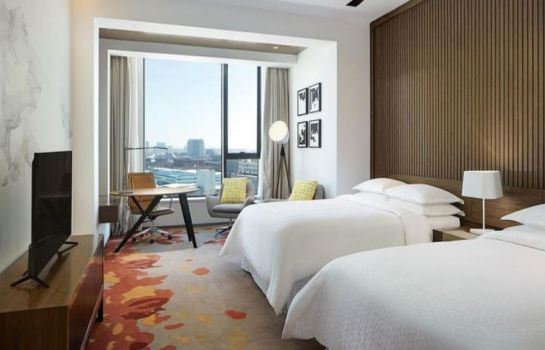 Habitación doble (confort) Four Points by Sheraton Changchun Hi-Tech Zone