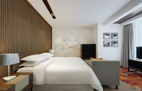 Habitación Four Points by Sheraton Changchun Hi-Tech Zone