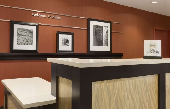 Hotelhal Hampton Inn - Suites Niles-Warren OH