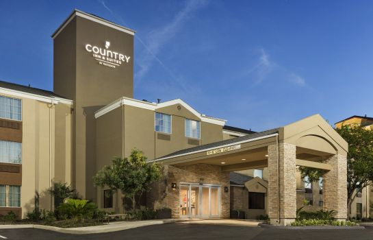 Vista esterna Country Inn Suites Medical Ctr