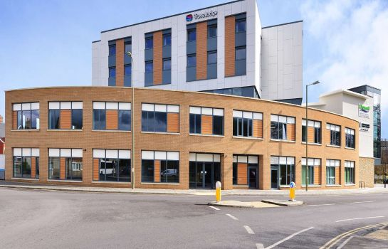 Buitenaanzicht TRAVELODGE BICESTER