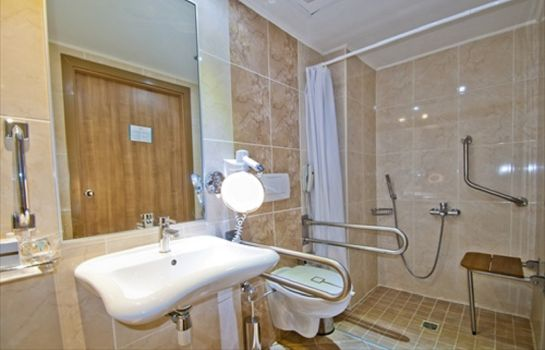 Bagno in camera INNVISTA HOTELS BELEK