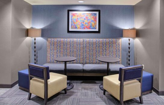 Hall de l'hôtel Hampton Inn and Suites by Hilton Columbus Scioto Downs OH