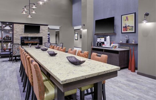 Restaurant Hampton Inn and Suites by Hilton Columbus Scioto Downs OH