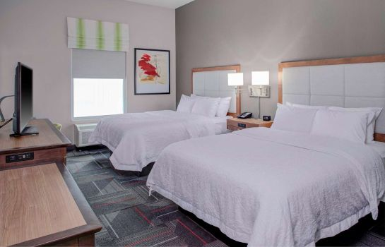 Chambre Hampton Inn and Suites by Hilton Columbus Scioto Downs OH