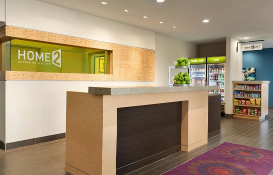 Lobby Home2 Suites By Hilton El Paso Airport
