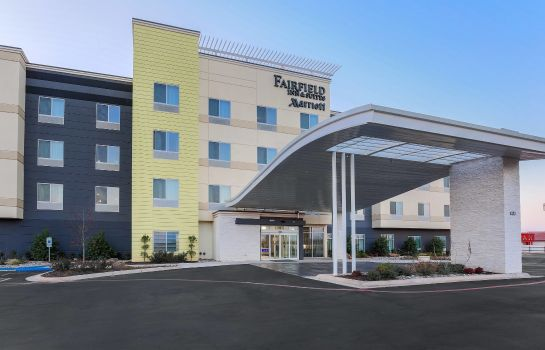 Außenansicht Fairfield Inn & Suites Wichita Falls Northwest