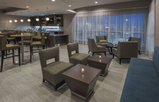 Hol hotelowy SpringHill Suites Fishkill