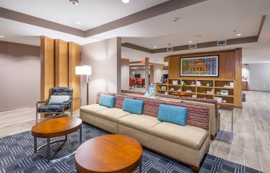 Hol hotelowy TownePlace Suites Austin North/Tech Ridge