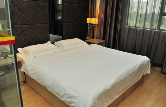 Interior view City Join Hotel  Baiyun Shan Guangwai Branch Domestic Only