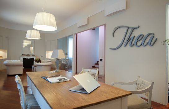 Reception B&B Thea Monza Bed&Luxury