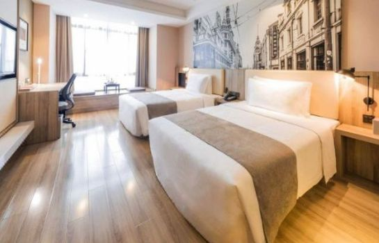 Double room (standard) Atour Hotel Shanghai International Tour Holiday Disctrict