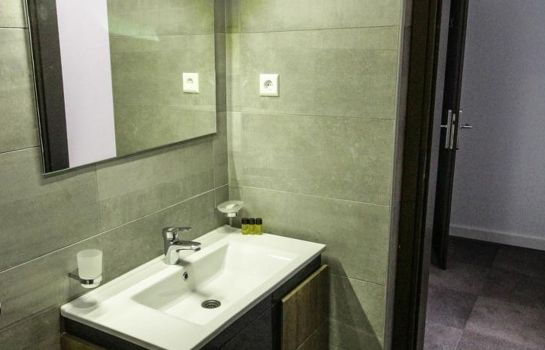 Bagno in camera Hotel Story