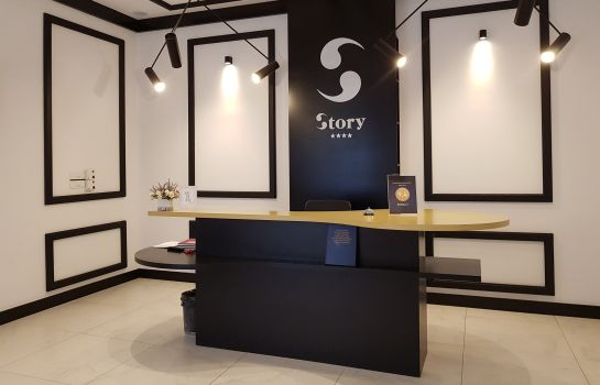 Reception Hotel Story