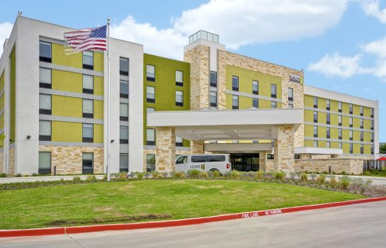 Buitenaanzicht Home2 Suites by Hilton Dallas Addison