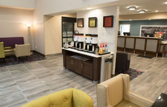 Restauracja Hampton Inn - Suites Bay City