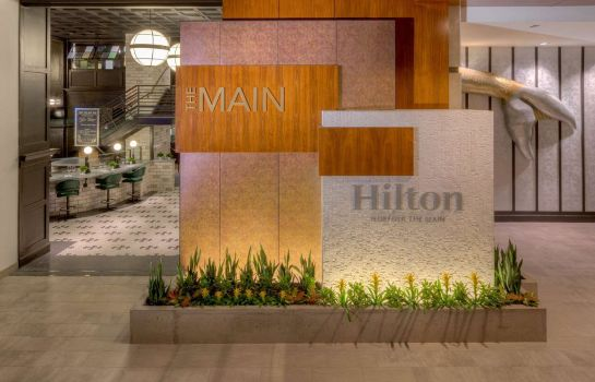 Restaurant Hilton Norfolk The Main