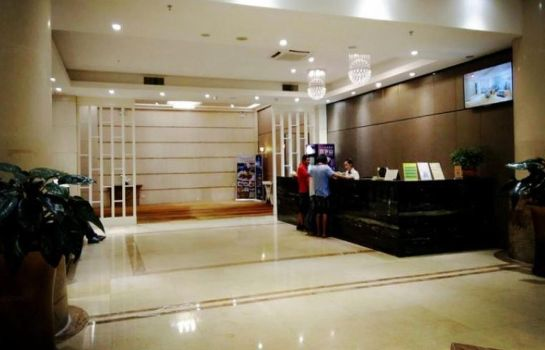 Reception 8 Inn Zhanjiang Haitian Branch