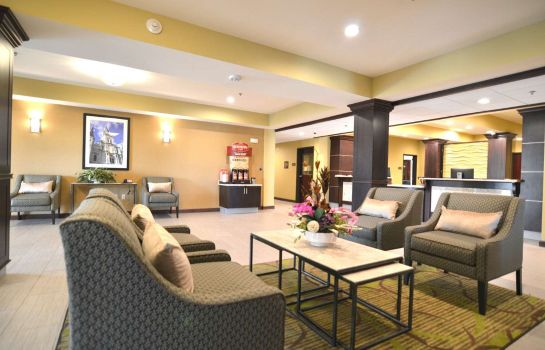 Hotelhal BEST WESTERN PLUS NEW ORLEANS
