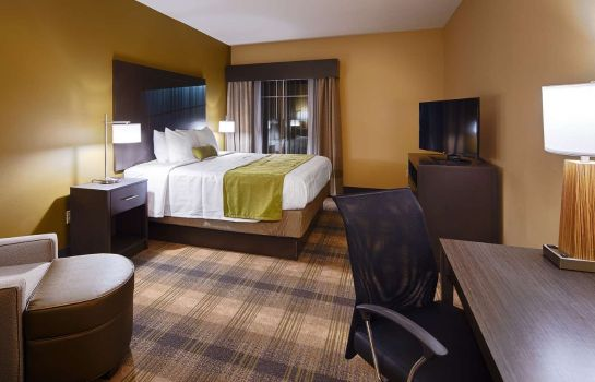 Zimmer BEST WESTERN PLUS NEW ORLEANS