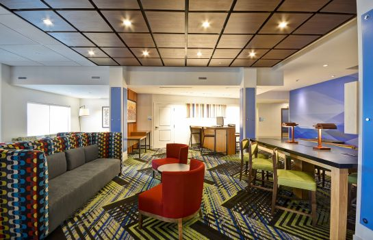 Hol hotelowy Holiday Inn Express EVANSVILLE