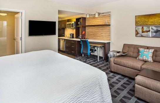 Habitación TownePlace Suites Cookeville