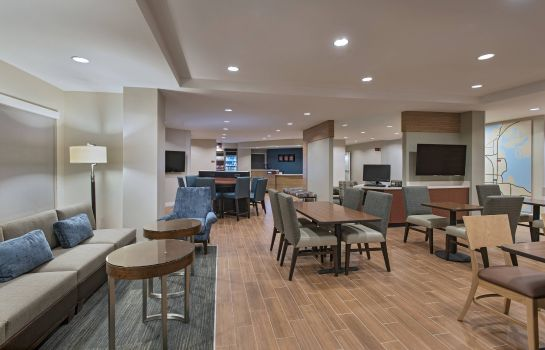 Hotelhalle TownePlace Suites Lakeland
