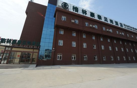Foto GreenTree Inn YanTai Development Zone International Airport Shell Hotel