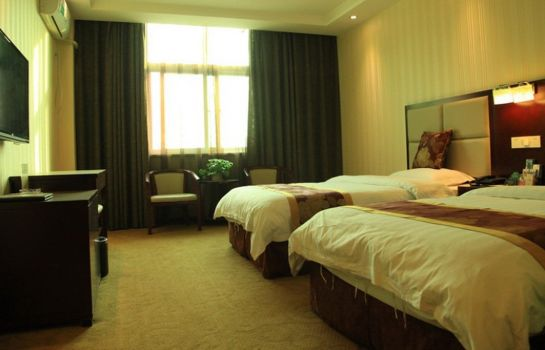 Habitación doble (estándar) GreenTree Inn HeNan ZhengZhou Wanda Hanghai Middle Road(domestic guest only)