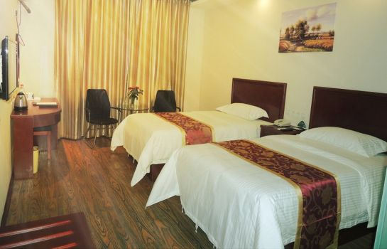 Camera doppia (Standard) Greentree Inn Chengnan Road(domestic guest only)