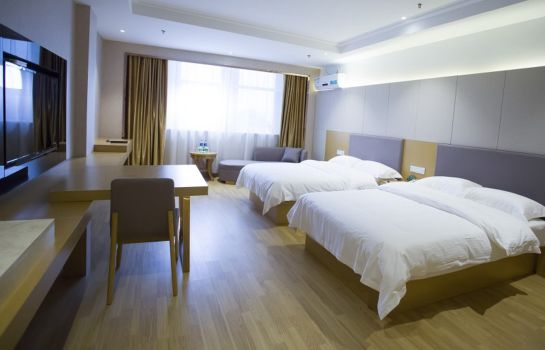 Camera doppia (Comfort) GreenTree Inn Yunting Changshan Avenue(Domestic guest only)