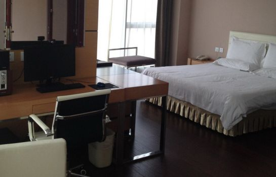 Habitación individual (estándar) GreenTree Inn Qian'an Fortune Center(Domestic guest only)