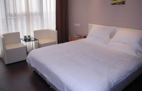 Habitación individual (confort) GreenTree Inn Qian'an Fortune Center(Domestic guest only)