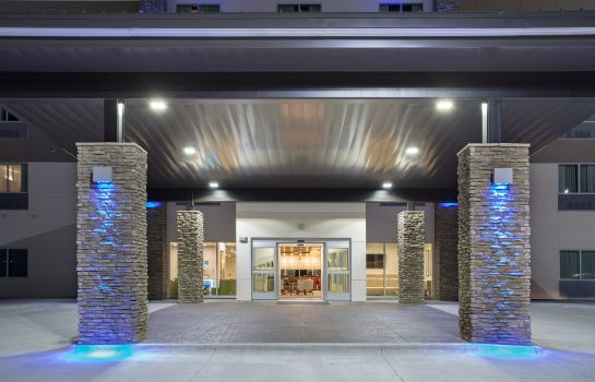 Buitenaanzicht Holiday Inn Express & Suites RAPID CITY - RUSHMORE SOUTH
