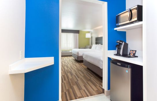 Info Holiday Inn Express & Suites RAPID CITY - RUSHMORE SOUTH