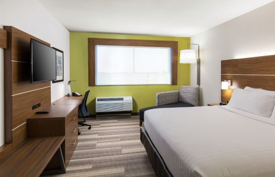Zimmer Holiday Inn Express VISALIA