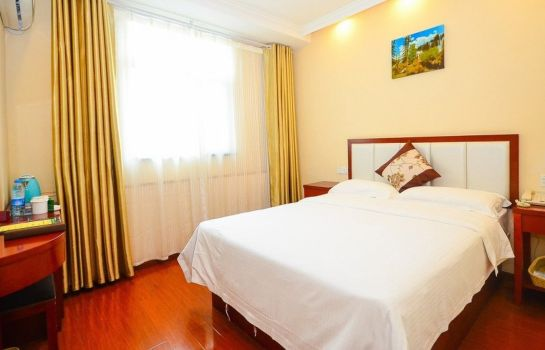 Vista all'interno GreenTree Inn Jinqiao Road Express