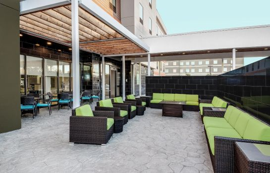 Hotel-Bar Home2 Suites by Hilton Austin Airport